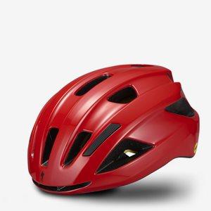 Cykelhjälm Specialized Align II MIPS Gloss Flo Red