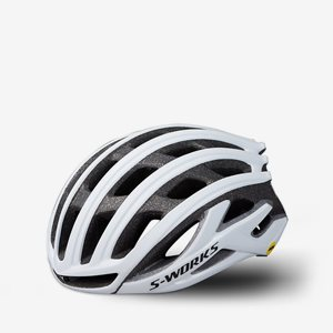 Cykelhjälm Specialized S-Works Prevail II MIPS ANGi Matte White
