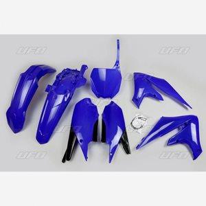 UFO Plastkit 5-delar blå 089 YZF450 18-