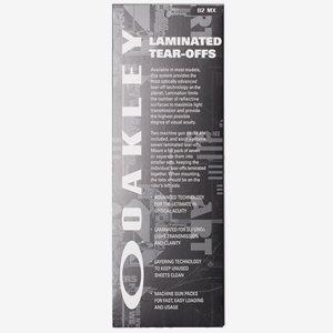 Tear-Offs Oakley O2 XL 14-Pack
