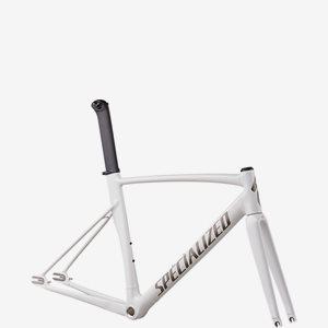 Specialized Cykelram Allez Sprint Track Vit