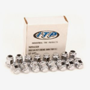 ITP Hjulmuttersats 12mm x 1.25 60 Konisk 16st