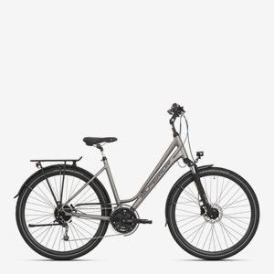 Superior Hybridcykel STK 500 L Grå