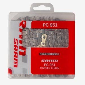 SRAM Cykelkedja PC-951 9 växlar