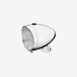 Basta Belysning Fram UN-4900 Chrome Retro Med Hållare