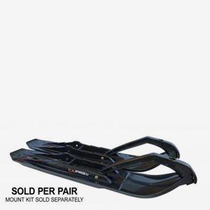 C&A Pro Skidor XCS svart