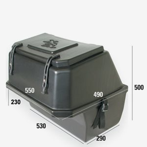 Transportbox Sno-X Yamaha snöskoter
