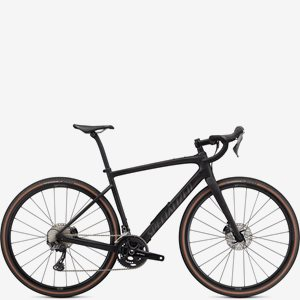 Specialized Gravelbike Diverge Comp Carbon Svart, 2021