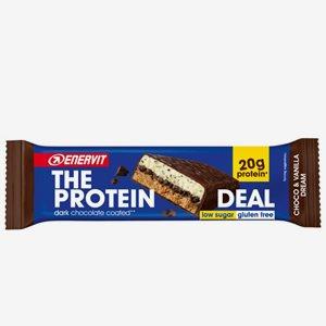 Enervit Proteinbar Choklad och Vanilj
