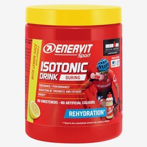 Enervit Sportdryck Isotonic Drink Citron