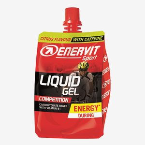 Enervit Gel Liquid Citron Koffein