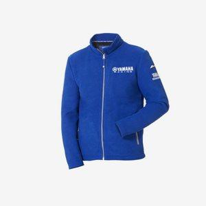 Fleecejacka Yamaha Paddock Blue