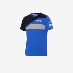 T-shirt Yamaha Paddock Blue