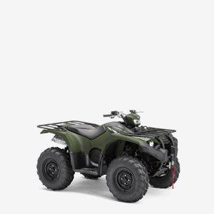 Yamaha Fyrhjuling Kodiak 450 EPS Diff-Lock Traktor A, 2021