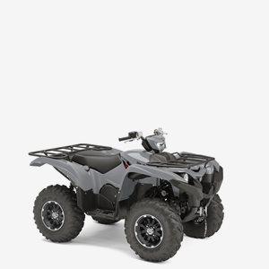 Yamaha Fyrhjuling Grizzly 700 EPS Alu Grå Traktor A, 2021