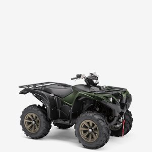 Yamaha Fyrhjuling Grizzly 700 EPS SE Grön, 2021