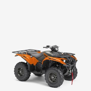Yamaha Fyrhjuling Kodiak 700 EPS SE Orange Traktor A, 2021