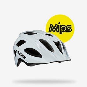 Cykelhjälm Lazer P'Nut MIPS White