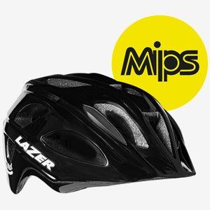 Cykelhjälm Lazer P'Nut MIPS Black