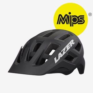 Cykelhjälm Lazer Coyote MIPS Black