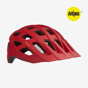Cykelhjälm Lazer Roller MIPS Matte Red
