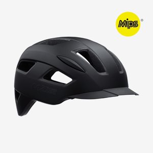 Cykelhjälm Lazer Lizard MIPS Black