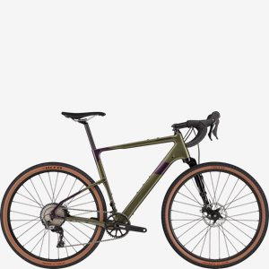 Cannondale Gravelcykel Topstone Carbon Lefty 3, 2021
