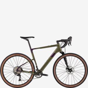 Gravelcykel Cannondale Topstone Carbon Lefty 3 2021