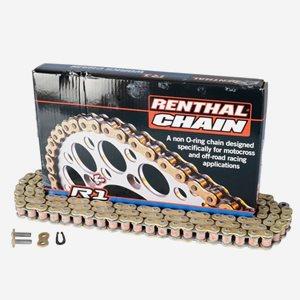 Kedja Renthal R1 428 130L (ej o-ring)