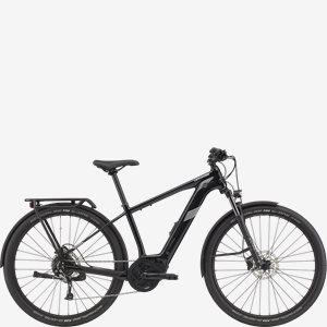 Cannondale Elcykel Tesoro NEO X 3 Svart, 2021