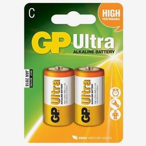 GP Batteri LR14 1,5V 2 st