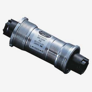 Shimano Vevlager 105 BB-5500 Octalink 68-118mm BSA