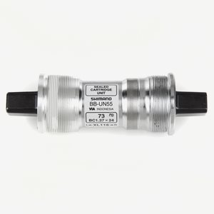 Shimano Vevlager BB-UN55 BSA 118mm/73mm