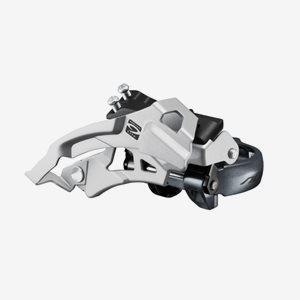 Shimano Framväxel Alivio FD-M4000, top swing