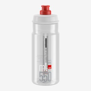 Elite Cykelflaska Jet Klar 550ml
