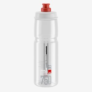 Elite Cykelflaska Jet Klar 750ml