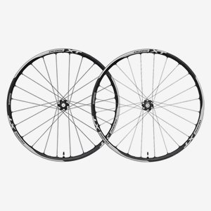 Shimano Hjulset Deore XT 785 27,5 tum QR svart