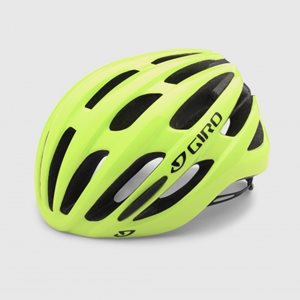 Cykelhjälm Giro Foray MIPS Highlight Yellow