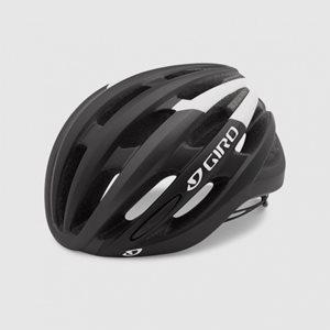 Giro Cykelhjälm Foray Mips Matt Svart/Vit