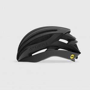 Giro Cykelhjälm Syntax Mips Matt Svart