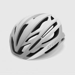 Cykelhjälm Giro Syntax MIPS Matte White/Silver