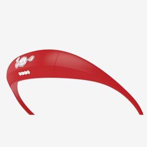 Knog Pannlampa Bandicoot Röd