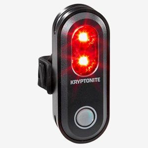 Kryptonite Cykelbelysning Avenue R-45 USB 2 LED bak medium 2 LED