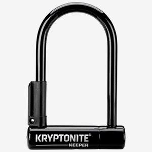 Kryptonite BygellåsKeeper Mini-6 Med Fäste
