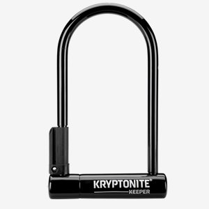 Kryptonite BygellåsKeeper 12 Std  Med Fäste