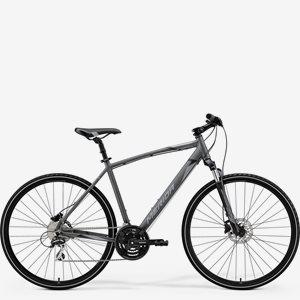 Merida Hybridcykel Crossway 20 Herr Grå