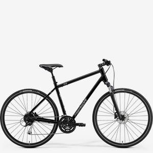 Merida Hybridcykel Crossway 100 Herr Svart