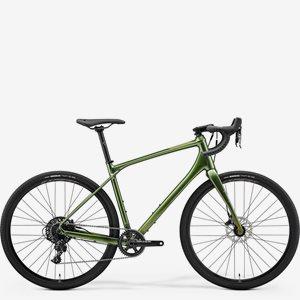 Merida Gravelbike Silex 600 Grön