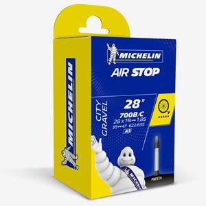 Michelin Cykelslang Airstop A3 35/47- 622/635 Presta 40 mm