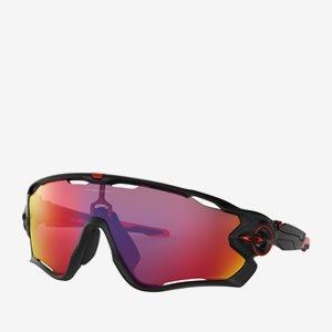 Oakley Glasögon Jawbraker Svart/Röd